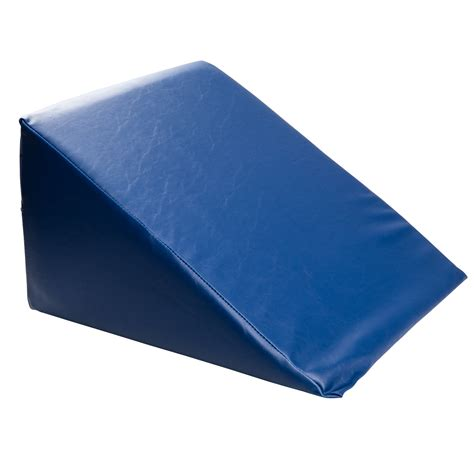 foam wedge pillow large foam wedge pillow 1004999 3b scientific