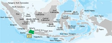 oda projects west java