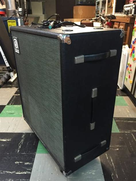 Eg V4 Cabinet For Bass by Eg V4 4x12 Cabinet Condition Cts Speakers Reverb