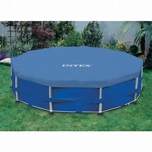 Intex Piscine Tubulaire Ronde : bache intex pour piscine ronde tubulaire ~ Dailycaller-alerts.com Idées de Décoration