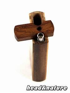 Homemade wood one hitter Sinpa