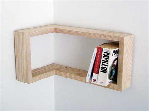 wood corner shelves 15 ways to diy creative corner shelves Diy