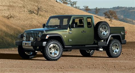 jeep truck jeep cars review release raiacarscom