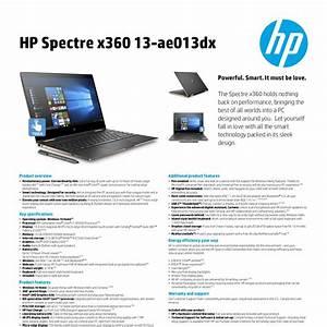 Hp Spectre X360 Manual Pdf