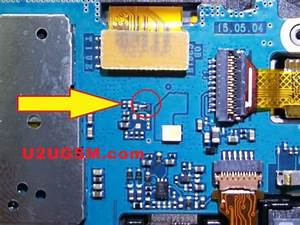 Samsung Galaxy Core Prime G361h Display Light Solution Lcd