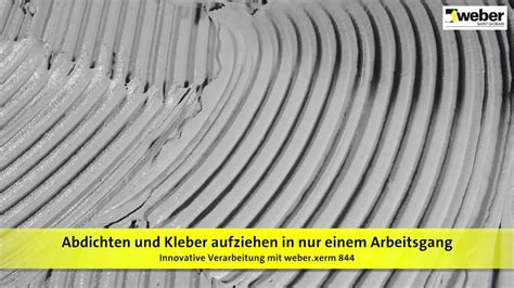 Fliesenkleber Und Abdichtung In Einem by Weber Xerm 844 Abdichtung Und Fliesenkleber In Einem