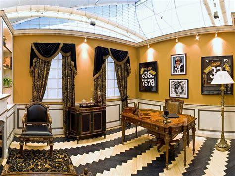 home design gold 10 sports themed designer spaces for true fans hgtv s
