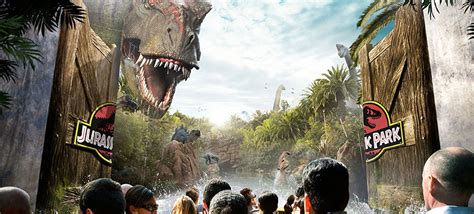 Jurassic World Jungle Boat Ride by Could Universal Studios Change Jurassic Park