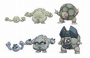 Pokémon: Generation I - Geodude to Blissey / Characters ...