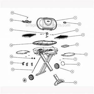 Coleman 2000010225 Parts List And Diagram