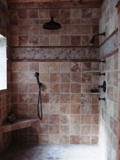 Custom Tile by Custom Tile Shower Custom Baths Tile