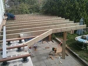 terrasse suspendue bois With terrasse en bois suspendue