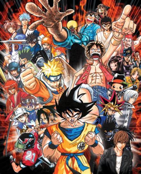 anime shounen what is shonen shounen anime