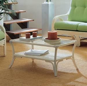 Table Basse Rotin : table basse rotin lacti 2073 ~ Teatrodelosmanantiales.com Idées de Décoration