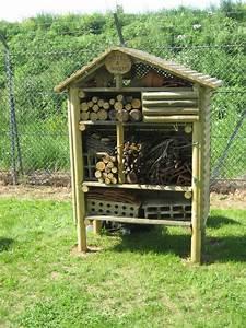 Nichoir A Insecte : atelier fabrication de nichoirs insectes samedi 12 mai ~ Premium-room.com Idées de Décoration