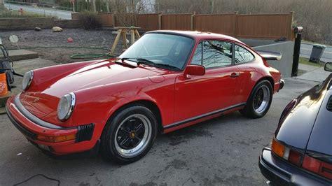 Fs @ Craigslist 1988 Porsche 911 33000