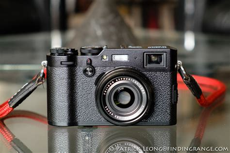 Fujifilm X100f Mirrorless Camera Review