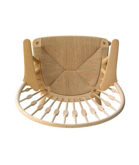 Fauteuil Paon, Design Hans Wegner Pour Pp Mobler La