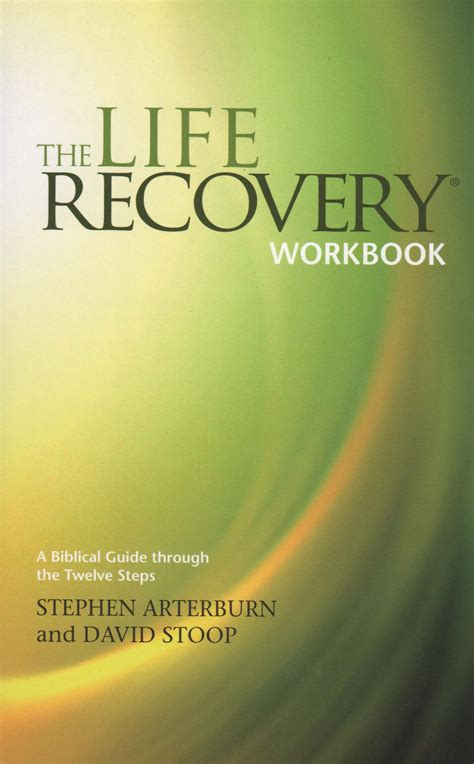 life recovery workbook   step store