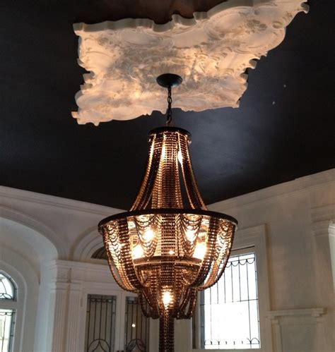 the chandelier bicycle chain chandeliers upcycle that