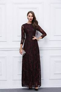 guest wedding dresses with sleeves With long sleeve dresses for wedding guest