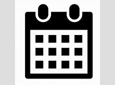 Calendar, Date, Event Icon PNG and Vector for Free
