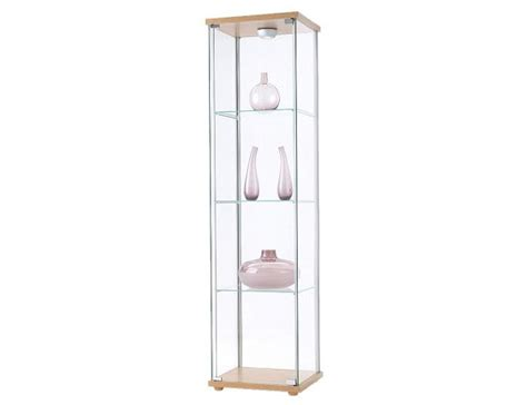 Detolf Glass Display Cabinets by Glass Cabinets For A Chic Display