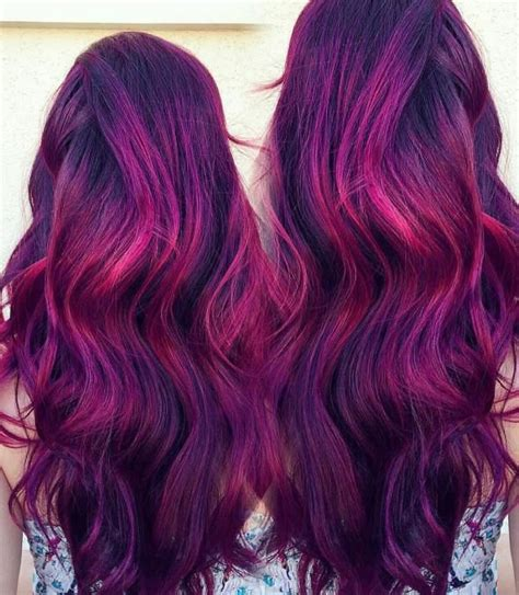 152 Best Pink And Purple Hair Images On Pinterest Hair