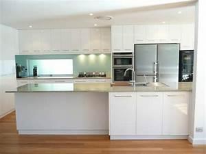 Galley Kitchen Design-Kitchen Gallery Brisbane-Kitchens