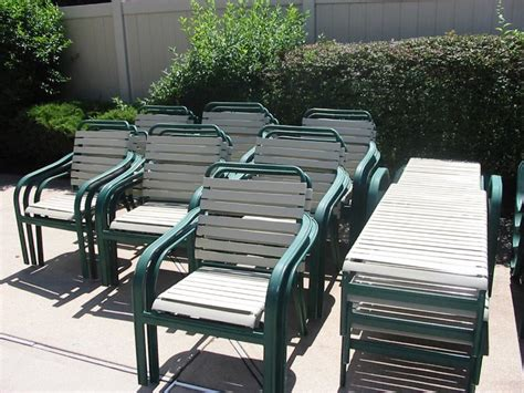 patio furniture furniture refinish restrap