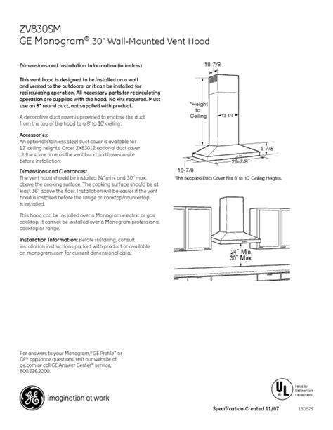 ventilation hood users guides ventilation hood page