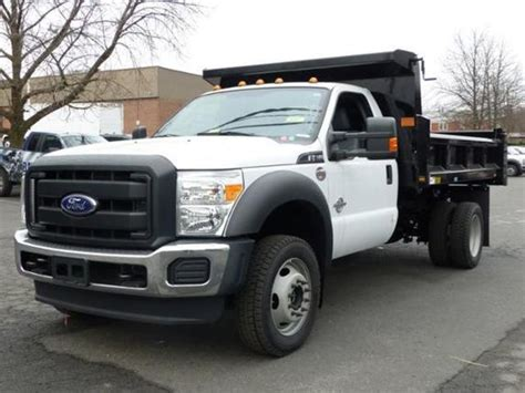 2016 Ford Dump Trucks For Sale Used Trucks On Buysellsearch