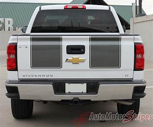 2014 2015 chevy silverado 1500 rally edition style truck With silverado tailgate letters