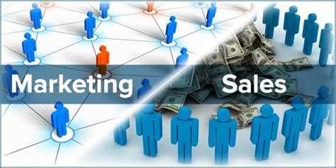 Marketing Sales marketing vs sales what is the difference project