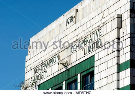 abington street northampton uk stock photo  alamy