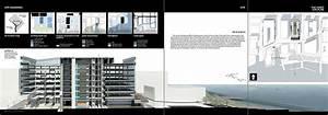 Student Architecture Portfolio on Behance