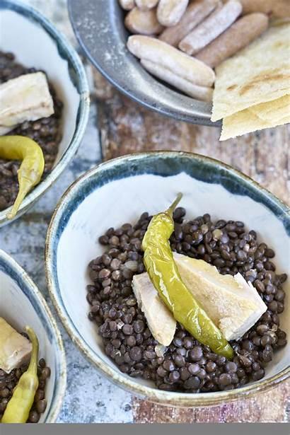 Lentejas Caviar Aceite
