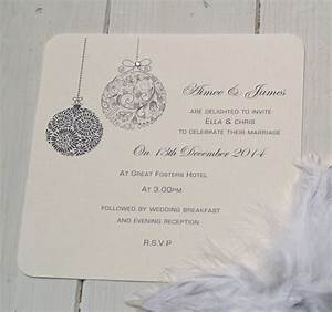 christmas themed wedding invitations by beautiful day With images of christmas wedding invitations