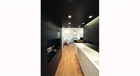 cuisine en couloir une cuisine en couloir maison travaux