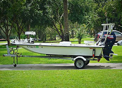 Tiller Flats Boats For Sale by Flats Boats For Sale In Ocala Florida