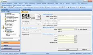 Document document management system dms modul for Document management system erp