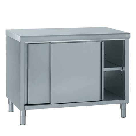 meuble inox cuisine pro tournus equipement nos meubles neutres en inox