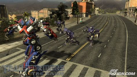 Dony Adams Blog Download Transformers The Game Pc Rip