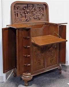 Bar cabinet vintage chinese style of burmese padauk ptero for Home bar furniture china