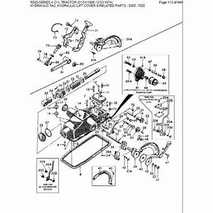 Ford 5000 Tractor Parts Diagram