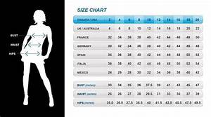 Size Charts  All Sizes In Canada  Usa   U2013 K  Barketti