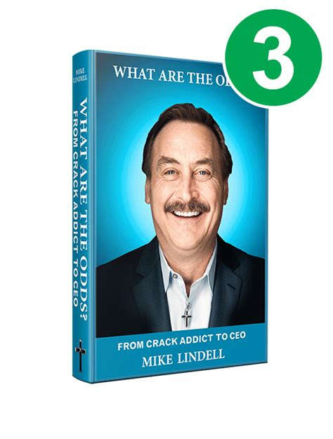 Mike lindell spends $1.5 million a week on commercials to make sure that you know about his mike lindell puts one of his pillows to the test. 3 What Are the Odds? From Crack Addict to CEO | The Jim ...