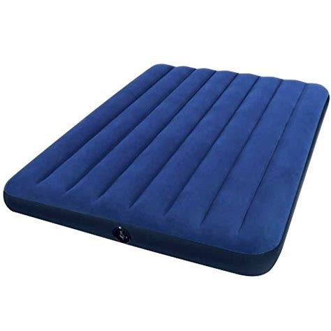 full size air mattress intex raised downy airbed bed