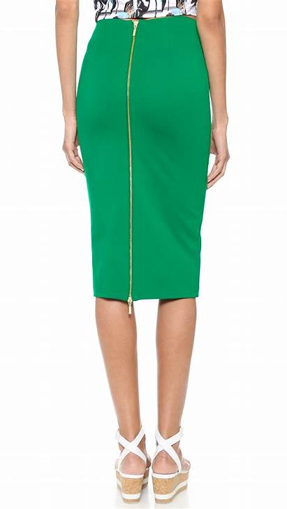 Skirt Pencil Mercer Kelly 5th Skirts Lyst