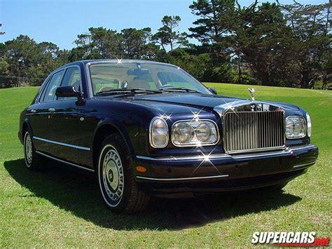 Rolls Royce Seraph by 1998 2002 Rolls Royce Silver Seraph Supercars Net
